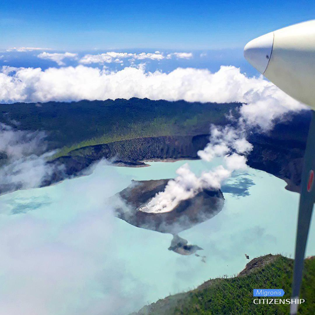 Извержение вулкана на Вануату: как это повлияет на программу