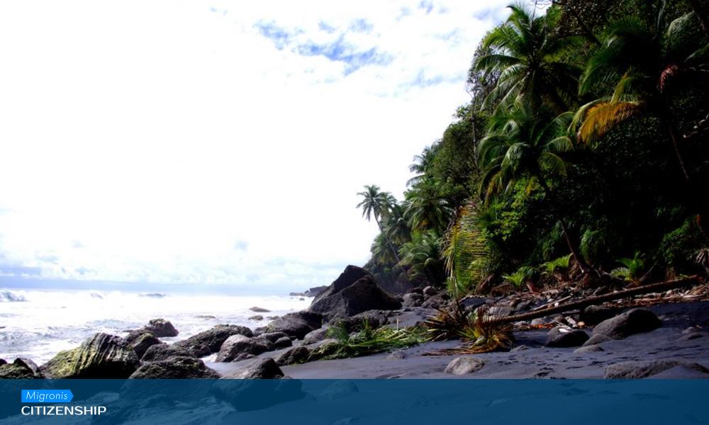 Доминика на карте мира: все, что Вы хотели знать об острове | Migronis