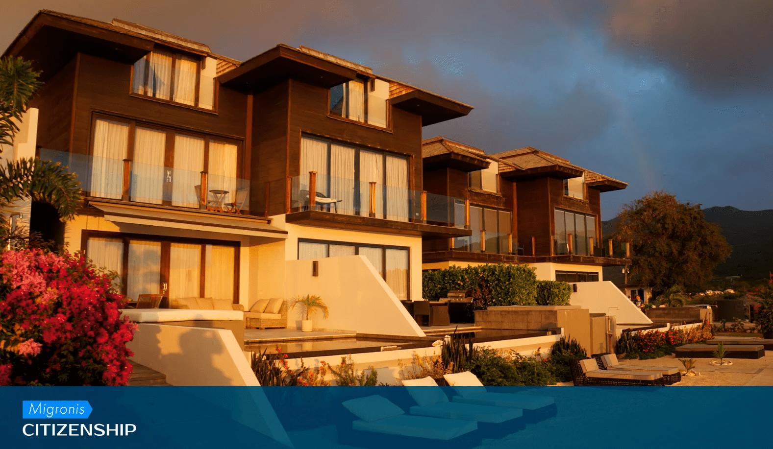 Недвижимость на Антигуа и Барбуде: как стать соседом Джорджио Армани и получить второе гражданство? | Migronis