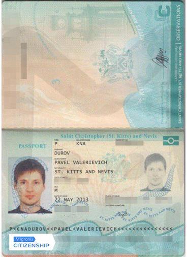 Почему основатель «VKontakte» Павел Дуров купил гражданство именно Сент-Китса и Невиса? | Migronis