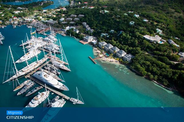 South Point — бутик-отель в эпицентре карибских яхтенных событий на Антигуа | Migronis