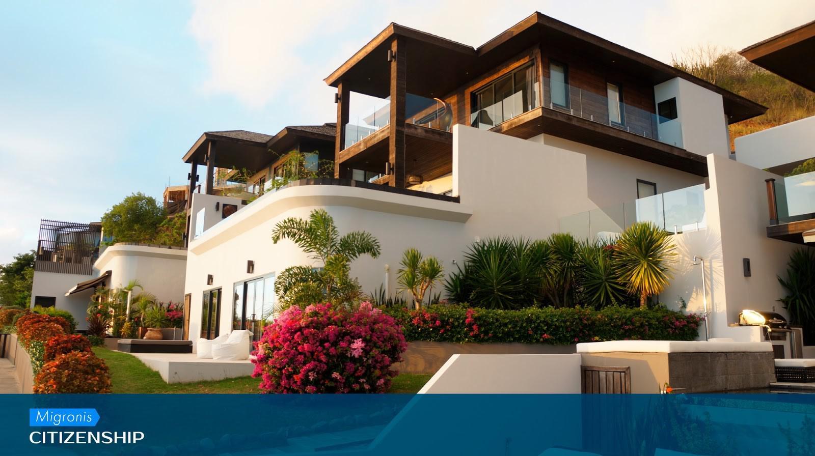 Tamarind Hills — курорт на западном побережье Антигуа, расположенный между двумя лучшим пляжами острова | Migronis