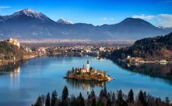 Вид на жительство в Словении через открытие бизнеса