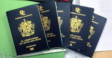 Стоимость паспорта Сент-Китс и Невис временно снижена вдвое!