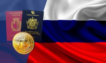 Какие страны выбирают россияне для второго гражданства и где можно купить паспорт за криптовалюту