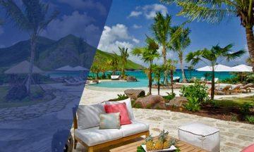 Паспорт Сент-Китс и Невис за покупку виллы в марине Christophe Harbour