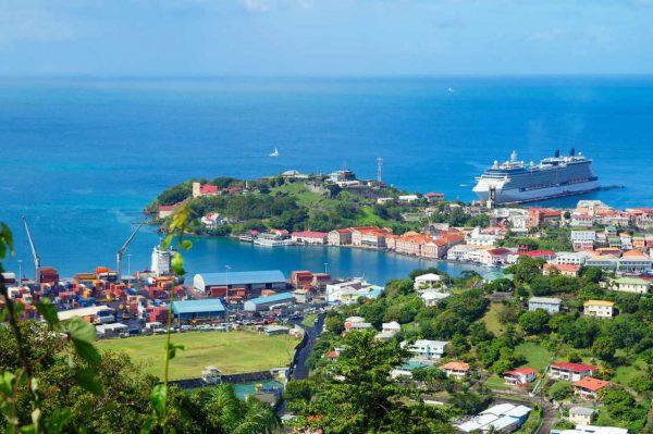 Гражданство Гренады: варианты покупки паспорта на Карибах