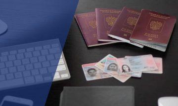 Уведомление о получении ВНЖ в другой стране: <br>