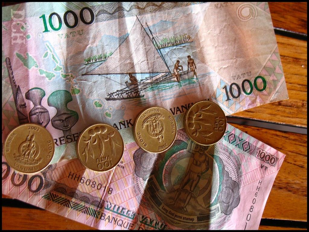 Деньги Вануату