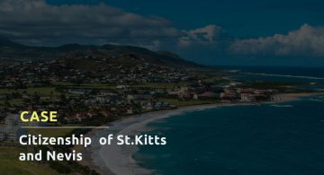 CASE: CITIZENSHIP OF ST.KITTS AND NEVIS
