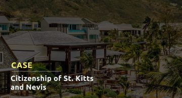 Citizenship of St. Kitts and Nevis via property purchase