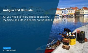 Antigua and Barbuda: All you need to know about education, medicine and life in general on the island