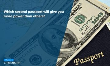 Which second passport will give you more power than others?