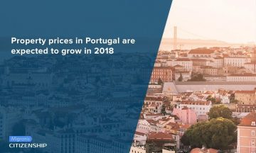 Property prices in Portugal are expected to grow in 2018