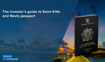 The investor's guide to Saint Kitts and Nevis passport