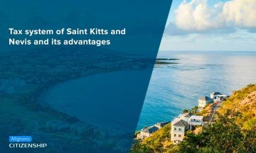 Tax system of Saint Kitts and Nevis and its advantages