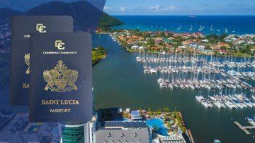 Гражданство Сент-Люсии за инвестиции: Статистика выданных паспортов