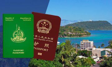 Вануату и Китай заключат соглашение об отмене виз в 2019