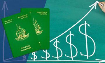 Треть доходов госбюджета Вануату за 2018 год составила программа гражданства за инвестиции