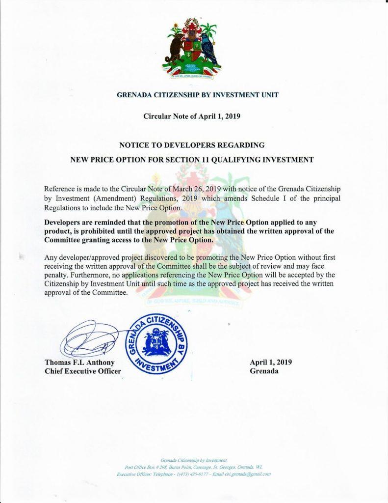 Гражданство за инвестиции Гренады: Правительство дало четкие указания застройщикам после снижения порога инвестиции - grazhdanstvo za investicii grenady pravitelstvo dalo chetkie ukazanija zastrojshhikam posle snizhenija poroga investicii 1