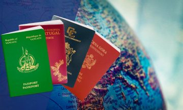 История программ гражданства <br>