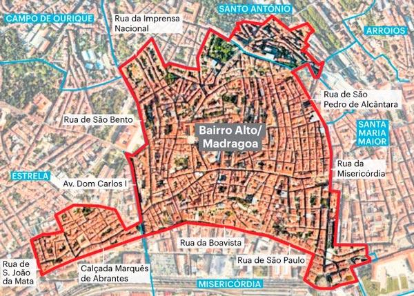 Лиссабон: ограничения на регистрацию жилья