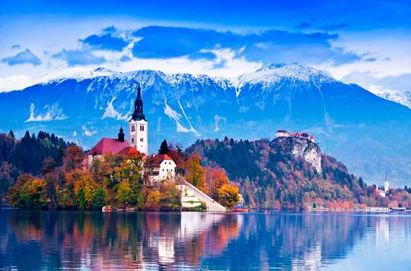 Словения, как благоприятное место для выхода на покой