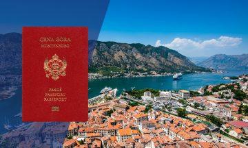 Гражданство Черногории: Начался прием первых заявок на паспорта за инвестиции