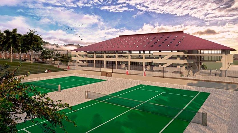 Строительство новых объектов для отдыха и спорта на Доминике
