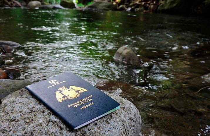 Процедура получения паспорта Доминики