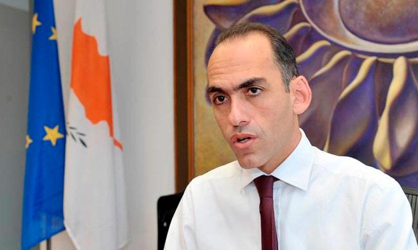 Глава Министерства финансов Кипра