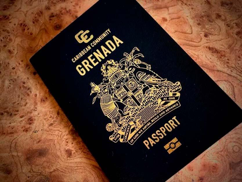 Паспорт Гренады: получение визы США