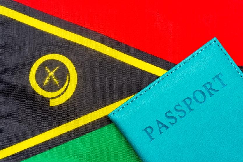 Рейтинг CBI: Гражданство Вануату