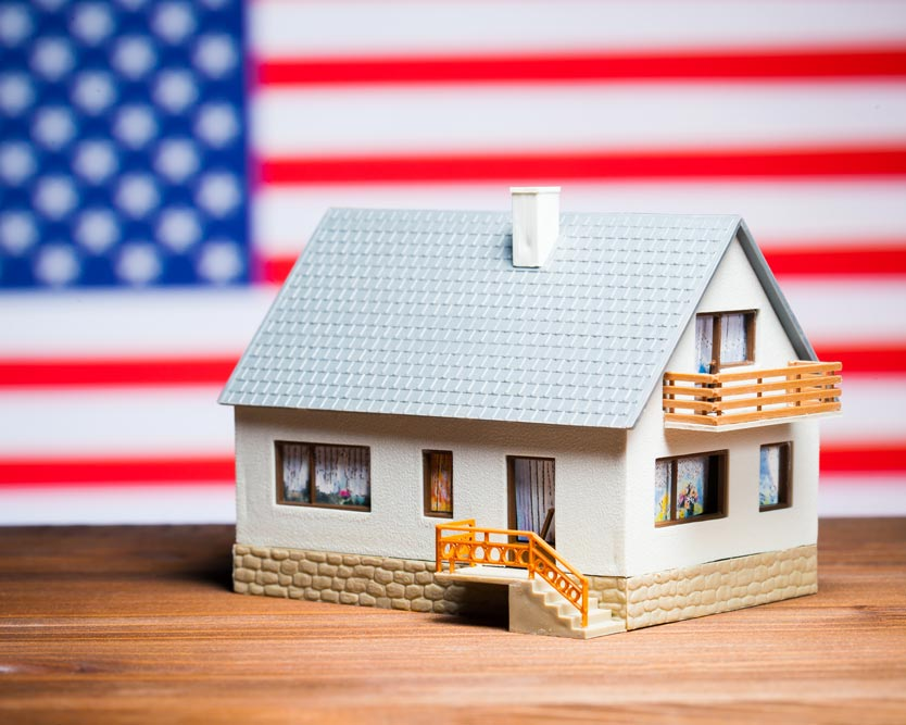 Продажа недвижимости в США