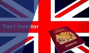 Tier 1 виза в Великобританию: важная информация и как получить паспорт ЕС