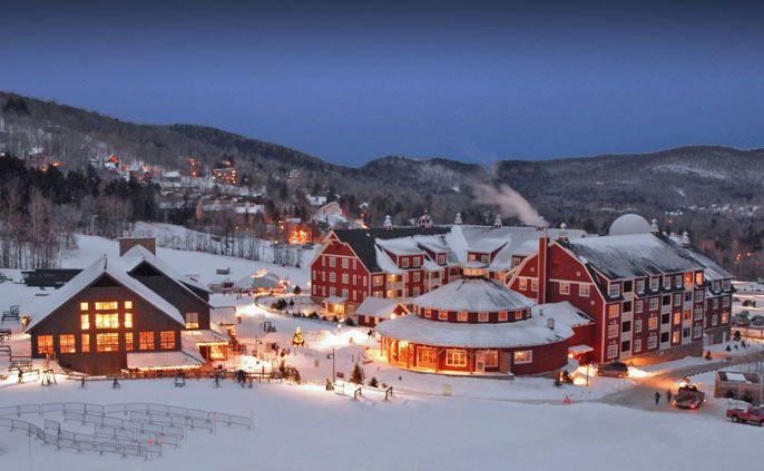 Горнолыжный курорт Sugarbush Ski Resort