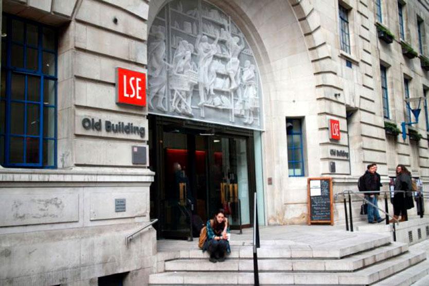 Британская LSE