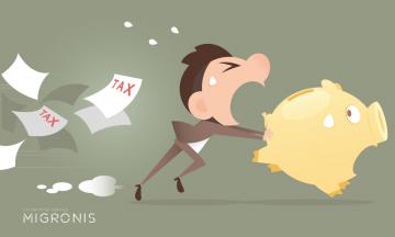 Ключевые изменения в налоговом кодексе 2020 года. КИК в Украине — причина переехать?
