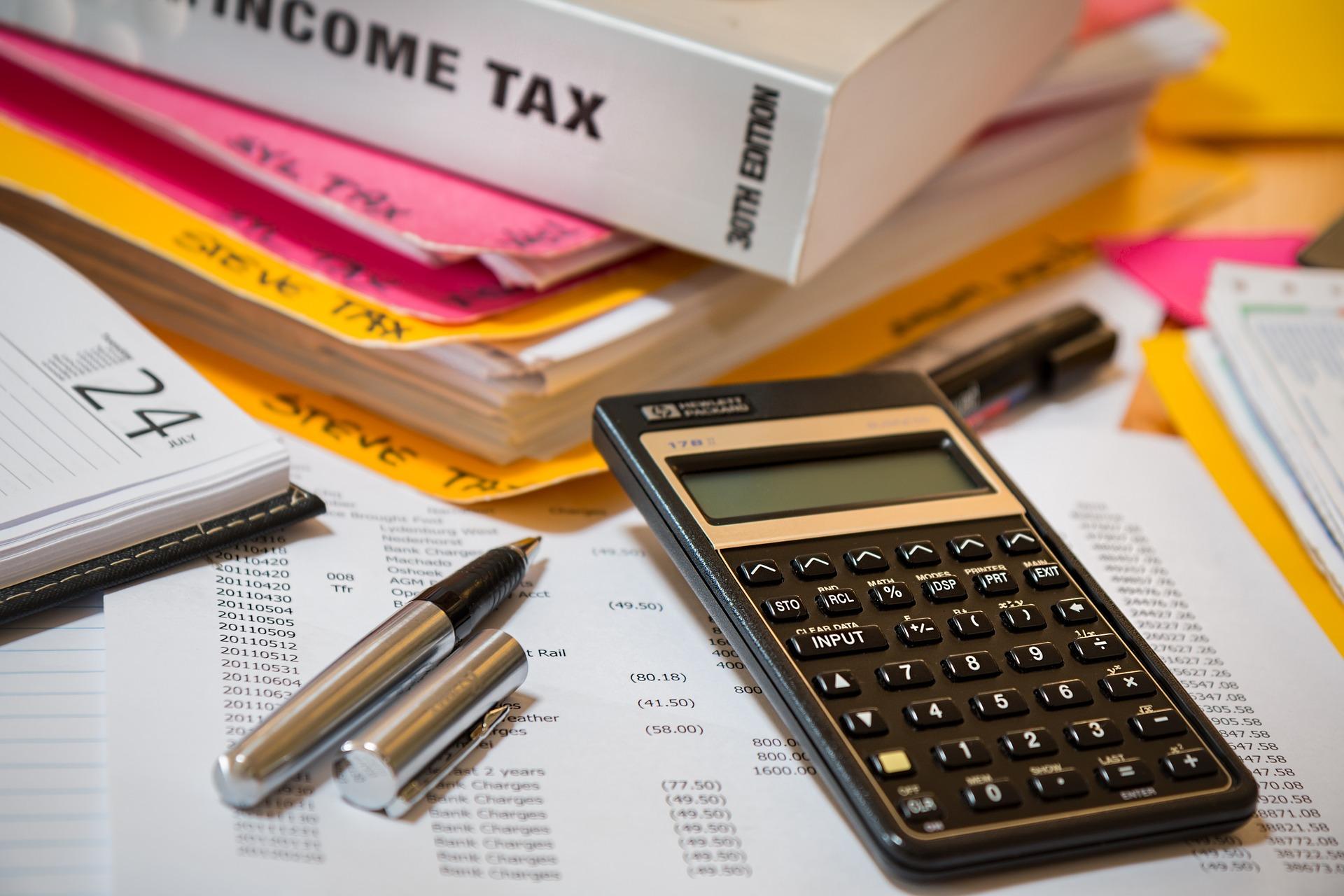 Какие налоги есть в США