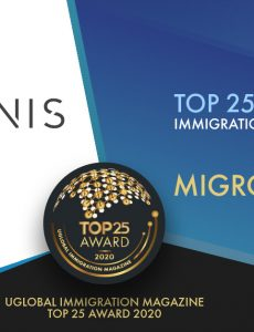 TOP 25 Immigration Companies