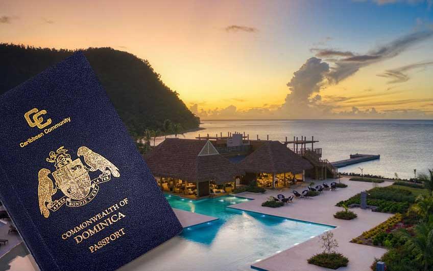 паспорт Доминики за инвестиции