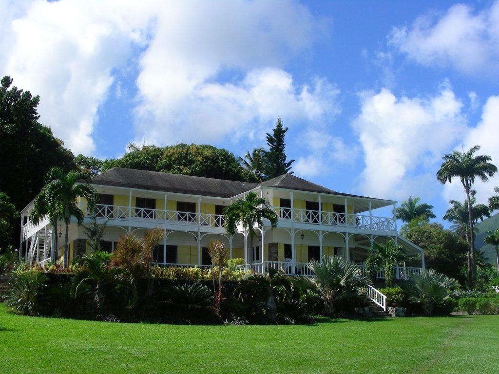 дом в Сент-Китс и Невис, жилье в Сент-Китс и Невис, недвижимость в Сент-Китс и Невис, гражданство Сент-Китс и Невис за покупку недвижимости, дом на островах