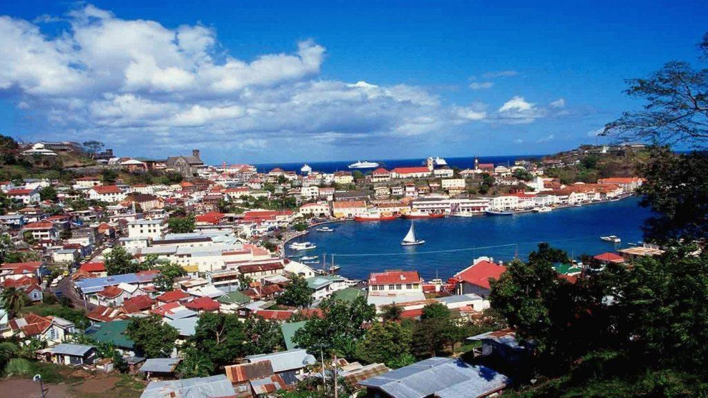 С паспортом Гренады вы сможете посетить 144 страны без визы