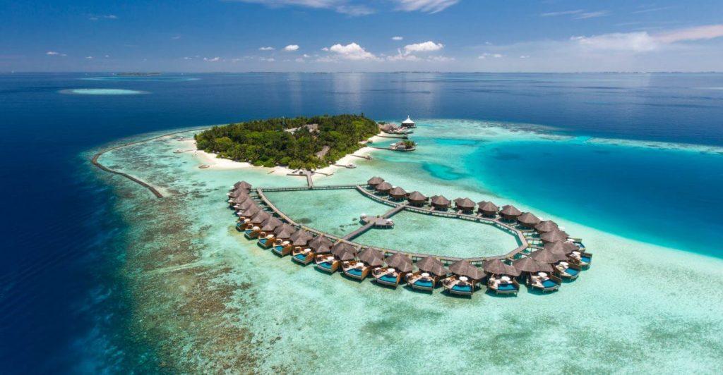 С паспортом Сент-Китс и Невис легко отправиться на Мальдивы