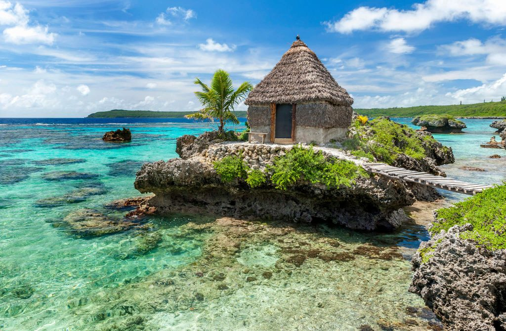 С паспортом Сент-Люсии можно без визы приехать в Новую Каледонию