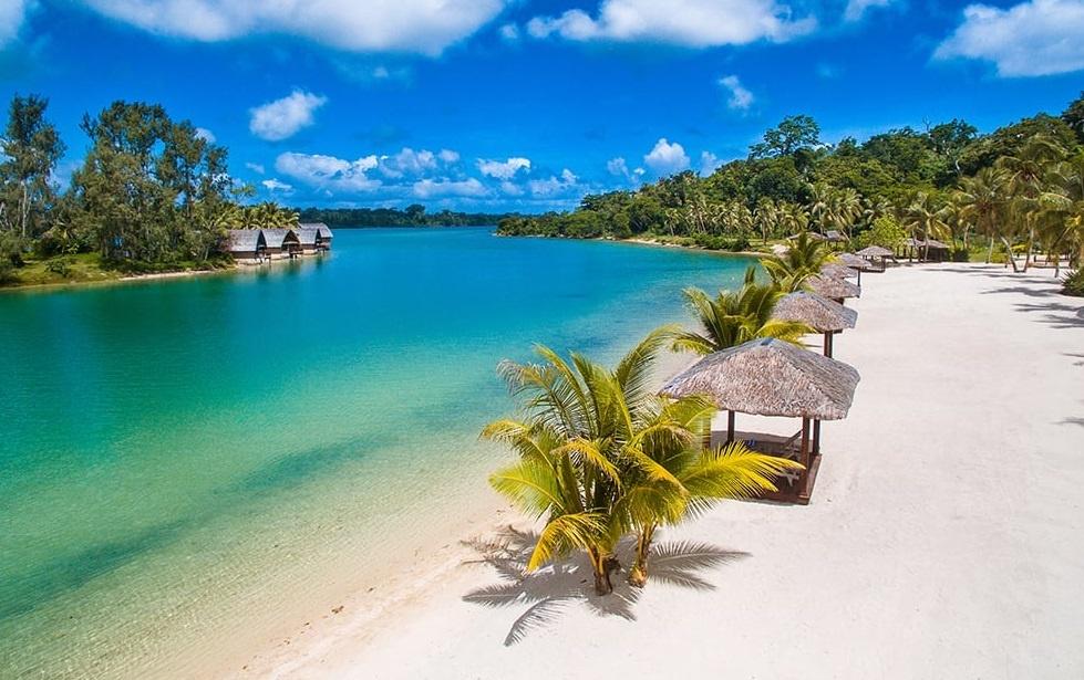 У Сент-Китс и Невис безвиз с Кирибати