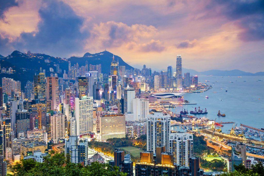 С паспортом Сент-Люсии путешествие по Гонконгу без визы — реальность
