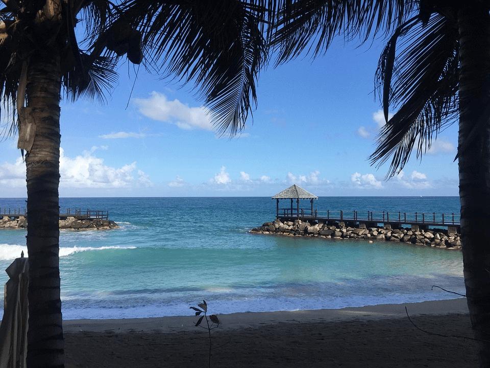 Вид с острова Гренада, гражданство Гренады за инвестиции