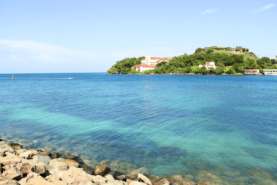 Остров Гренада, гражданство Гренады за инвестиции