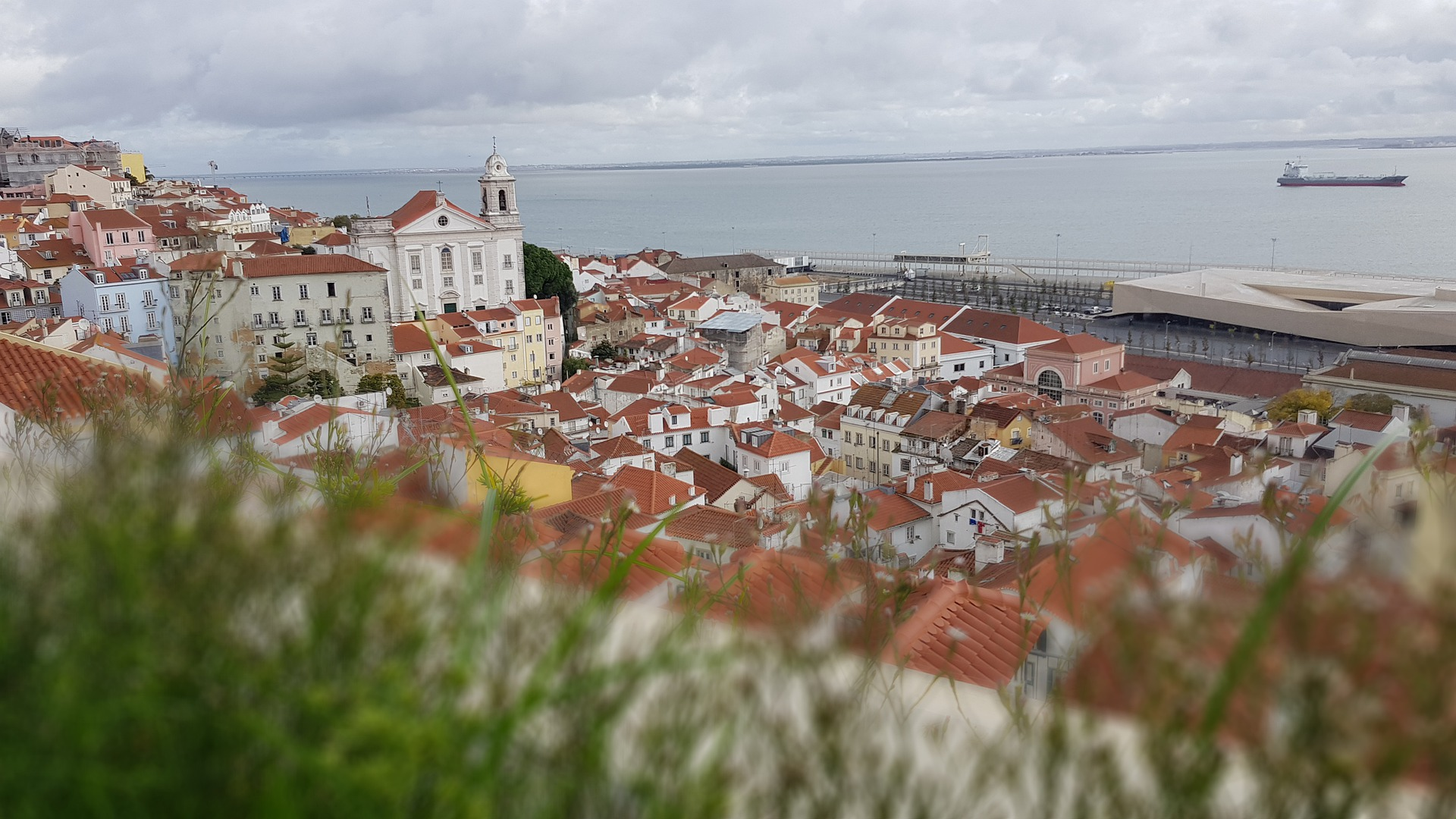 Пейзаж - Лиссабон